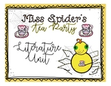 Miss Spider's Tea Party [Literature Unit]