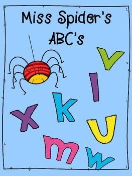 Miss Spider's ABC's