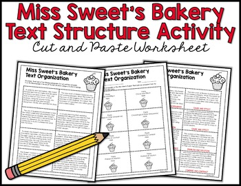 Text Structure Activity