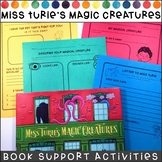 Miss Turie's Magic Creatures Book Support Activities