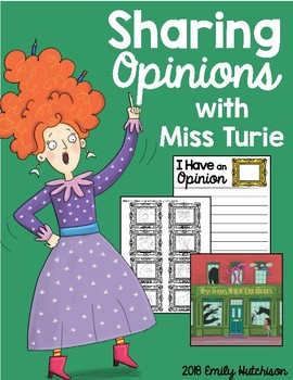 Miss Turie's Magic Creatures- Opinion Writing