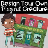 Miss Turie's Magical Creatures- Create Your Own Creature W