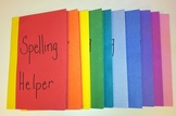 Miss Wall's Spelling Helpers