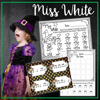 Miss White {A Song to Teach Ta and Titi}