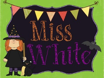Miss White: A song for ta and ti-ti