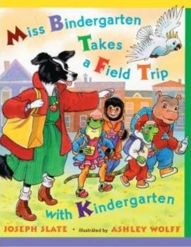 Miss.Bindergarten Takes a Field Trip