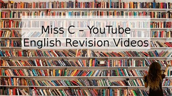 MissC English Revision Videos