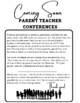 Missed Conference Form