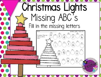Missing ABC's