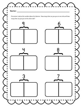 math worksheet : addend domino math activities  teaching missing addends with dominos! : What Is An Addend In Math