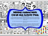 Missing Addends Centers