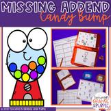 Missing Addend First Grade Bump