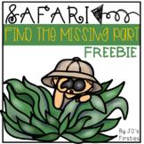 Missing Addend Freebie