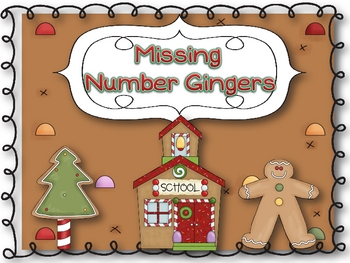 Missing Addend Gingers