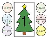 Missing Addend Trees - A Math Center