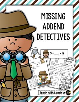 Missing Addend Detectives