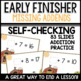 Missing Addends Early Finisher PPT