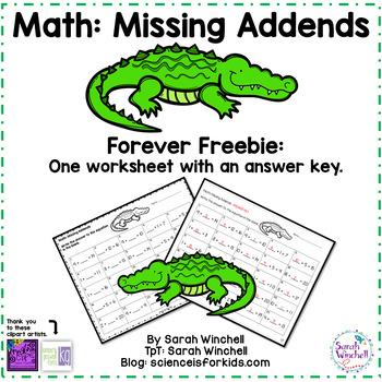 Addition Worksheet Free