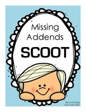 Missing Addends Scoot