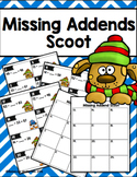 Missing Addends Scoot {Double Digit}