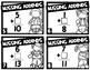 Missing Addends Task Cards