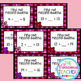 Find the Missing Digit Addition and Subtraction Task Cards/Scoot