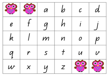 Missing Alphabet Queensland Beginners Font By Leia S