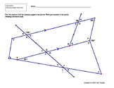 Missing Angle Puzzle #3