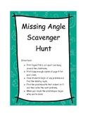 Missing Angle Scavenger Hunt