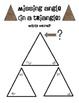 Missing Angle of a Triangle