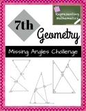 Missing Angles Challenge