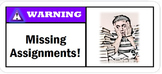 Missing Assignment Sign