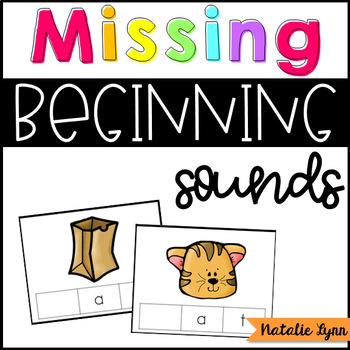Missing Beginning Sounds