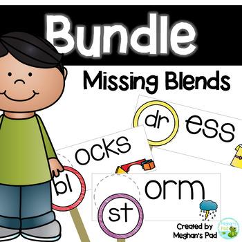 Missing Blends Bundle