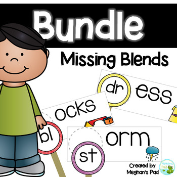 Missing Blends Bundle