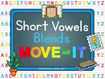 Blends MOVE IT!