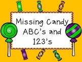 Missing Candy ABC's and 123's