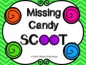 Missing Addend SCOOT {1.OA.4/1.OA.8}