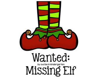 Missing:  Classroom Elf!