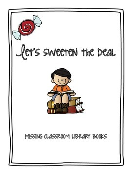 Missing Classroom Library Books
