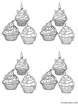 Missing Cupcakes - A Subtraction Story