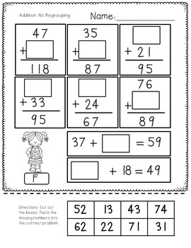 Missing Digits in Addition and Subtraction Problems