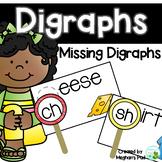Missing Digraphs