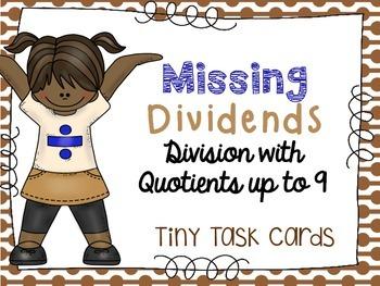 Missing Dividends