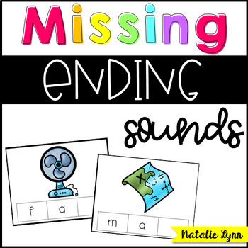 Missing Ending Sounds