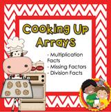 Cooking Up Arrays - The Relationship Between Multiplicatio
