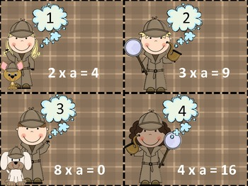 Missing Factor Scoot-Common Core Aligned-3.OA.4