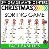 Missing Factors Christmas Game