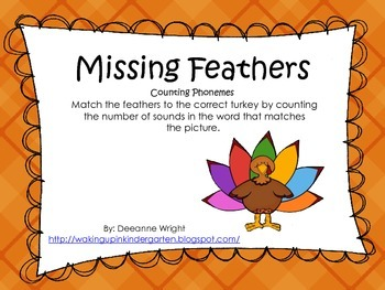 Missing Feather-counting phonemes