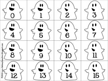 Missing Ghost {A number order game}